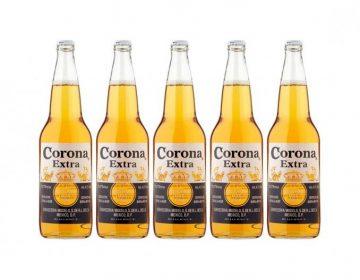 Las personas temen comprar cerveza Corona por el coronavirus, según un estudio