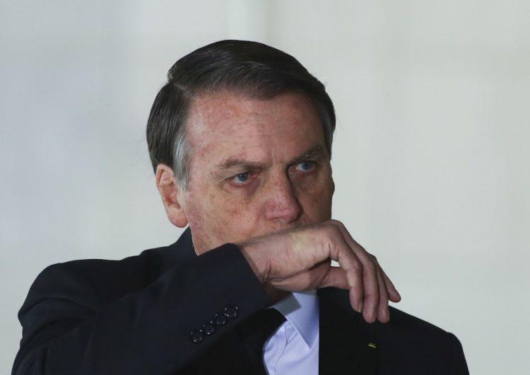 Jair Bolsonaro da negativo para la prueba del coronavirus COVID-19