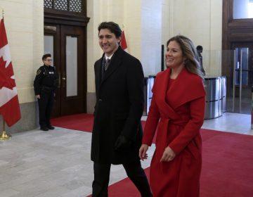 Sophie Gregorie, primera dama de Canadá es diagnosticada con COVID-19