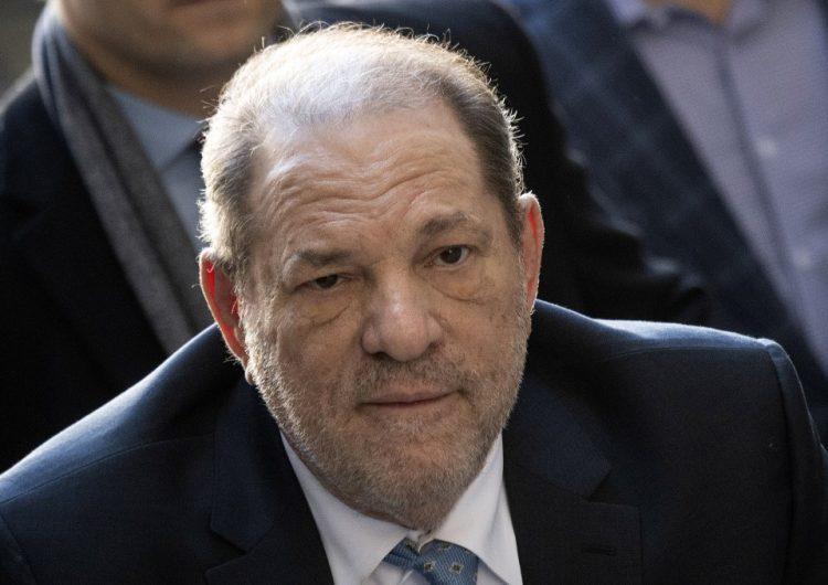 Sentencian a Harvey Weinstein a 23 años en prisión por violación y agresión sexual
