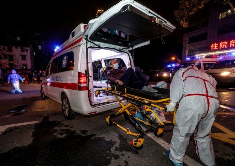 Un hotel en cuarentena se derrumba en China, 70 personas bajo los escombros