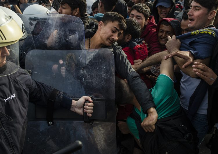 grecia-turquía-migrantes-refugiados-unión europea