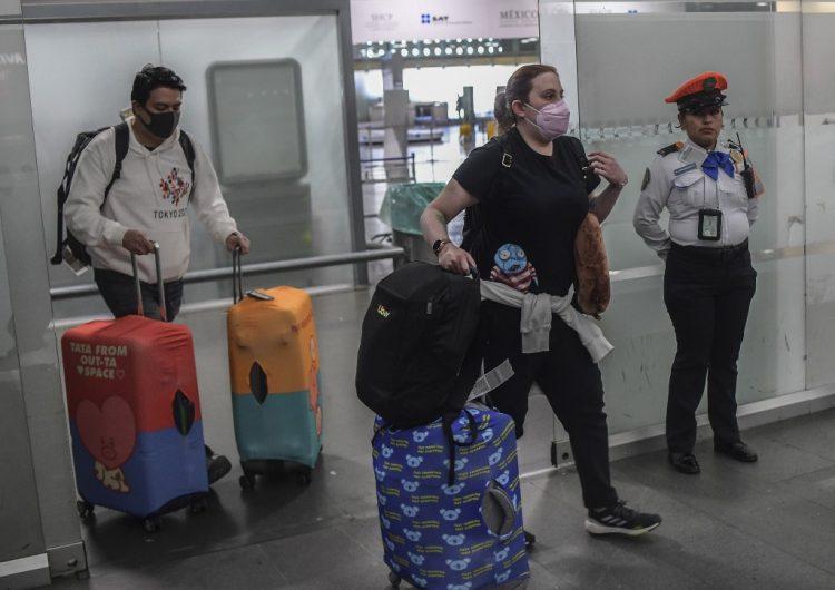 Hay cinco nuevos casos de coronavirus en México; suman 12 casos en el país