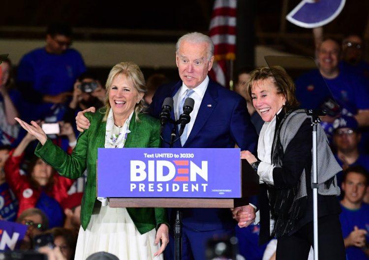 Biden revive en el supermartes: gana en nueve estados y quita el liderato a Sanders