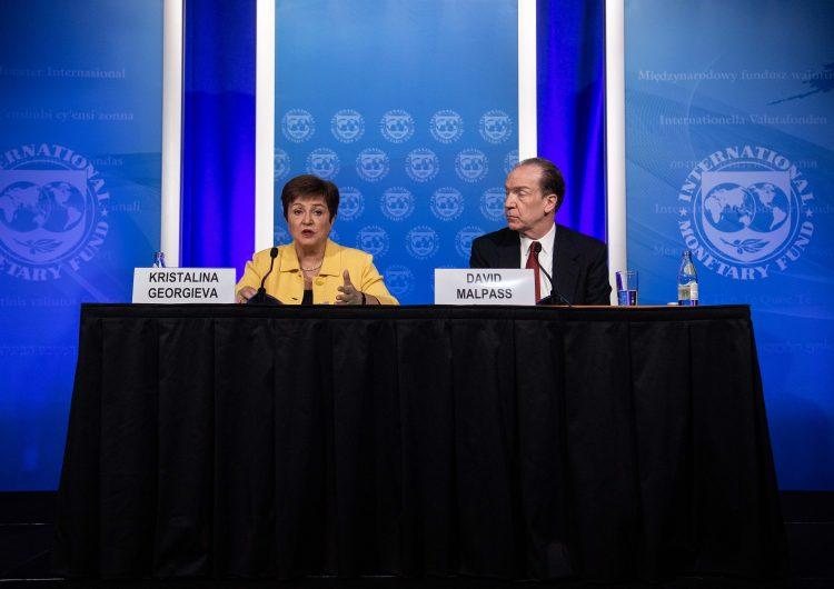 Crecimiento mundial en 2020 será inferior al de 2019 por coronavirus, según FMI