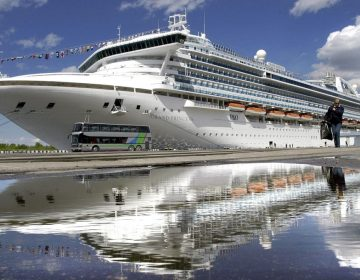 21 personas a bordo de un crucero varado en EU dan positivo a coronavirus