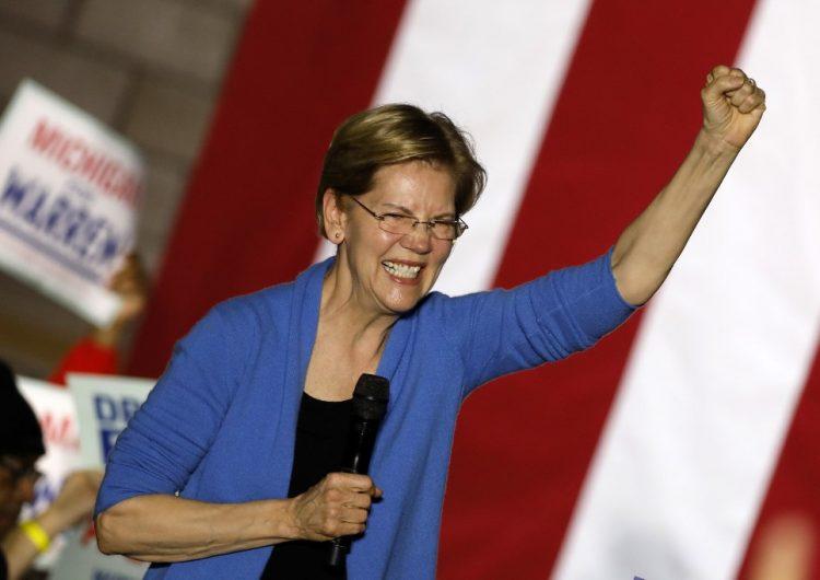 Elizabeth Warren deja la contienda demócrata rumbo a la Casa Blanca