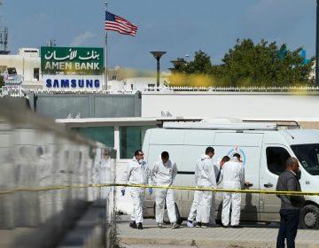 Doble atentado suicida cerca de la embajada de EU en Túnez