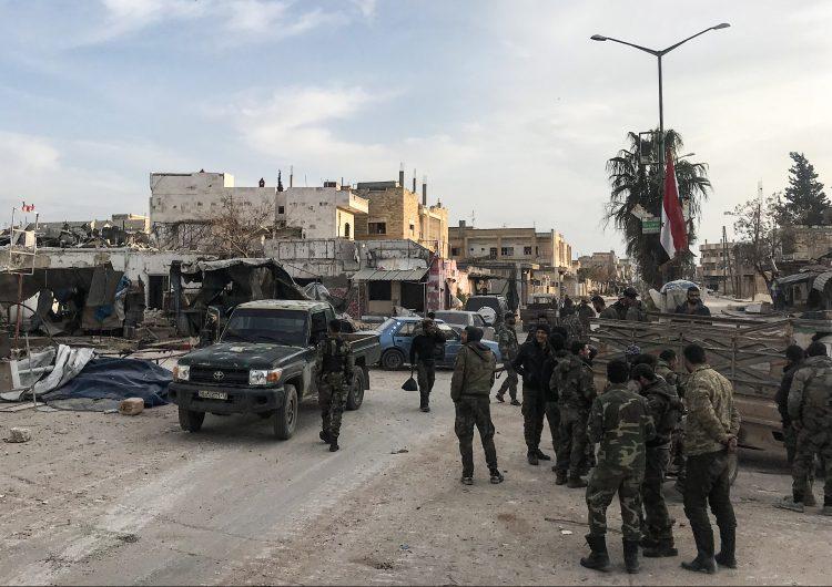 Entra en vigor acuerdo entre Rusia y Turquía de alto al fuego en Idlib, Siria