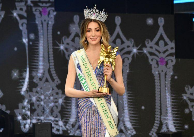 Mexicana transgénero se corona como Miss International Queen en Tailandia