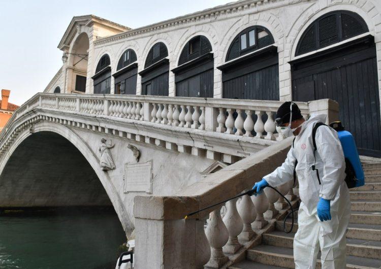 Gobierno de Italia ordena el cierre de todos los comercios del país por coronavirus