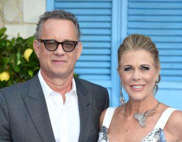 Tom Hanks y su esposa Rita Wilson anuncian que tienen coronavirus COVID-19