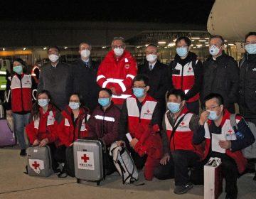 China enviará más expertos médicos y material a Italia para ayudar a frenar la pandemia del coronavirus