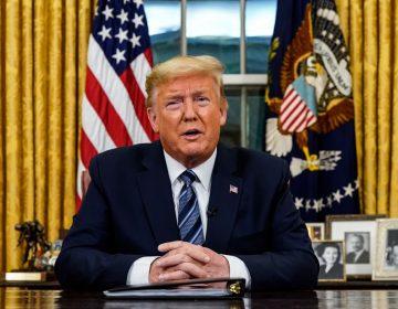 Trump ordena el estado de emergencia nacional en Estados Unidos