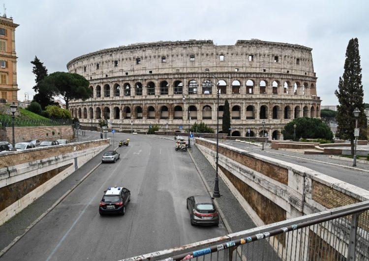 Italia registra 368 muertos en un día; van 163 mil infectados por coronavirus en el mundo
