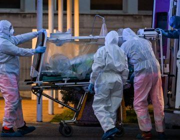 Italia: 793 personas murieron por coronavirus en 24 horas, una cifra récord