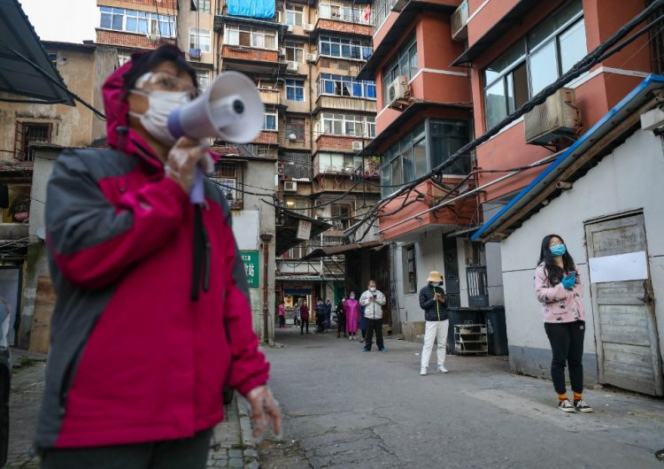 Wuhan, epicentro del COVID-19, reanuda actividades tras dos meses de confinamiento
