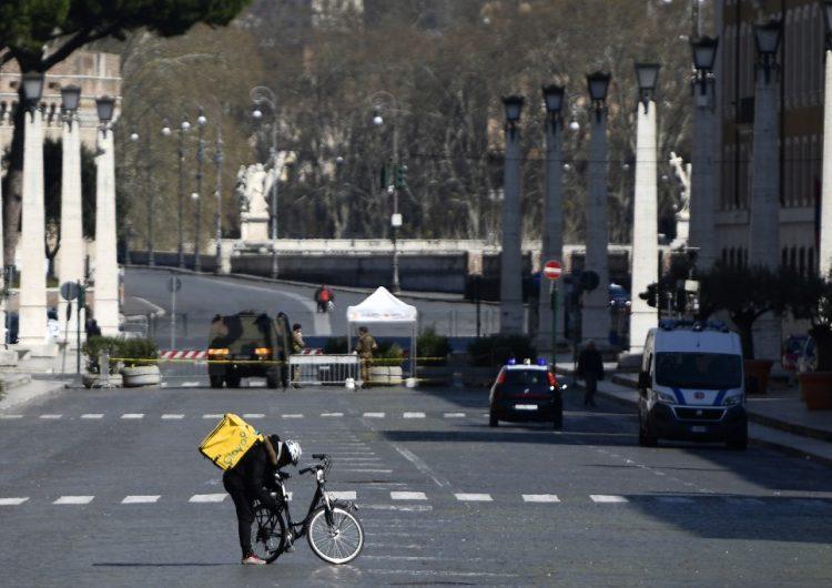 Italia supera en muertes a China; hay más de 41 mil contagiados