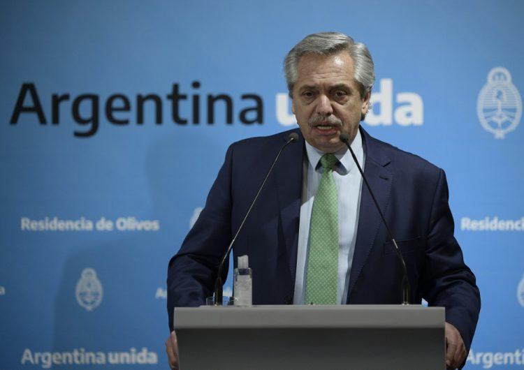 Gobierno de Argentina decreta aislamiento obligatorio para detener la propagación del COVID-19