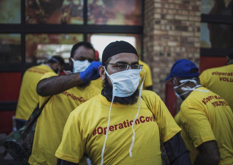 África supera ya los 5,000 casos del nuevo coronavirus en 47 países afectados