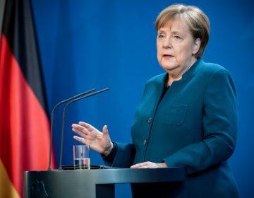 Angela Merkel, en aislamiento tras estar en contacto con médico infectado