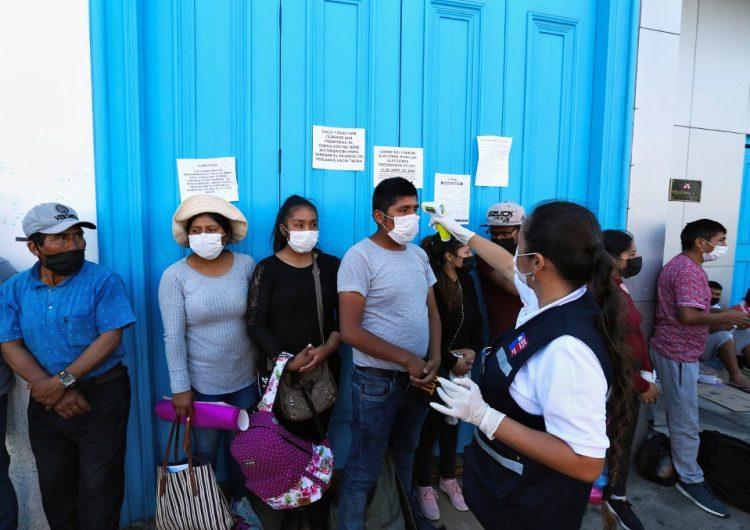 Fallece un turista mexicano en Perú por COVID-19