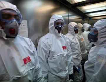 España bate su récord diario de muertes por el coronavirus