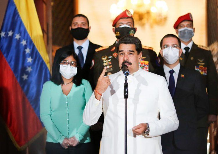 Estados Unidos propone una transición de emergencia en Venezuela sin Maduro ni Guaidó