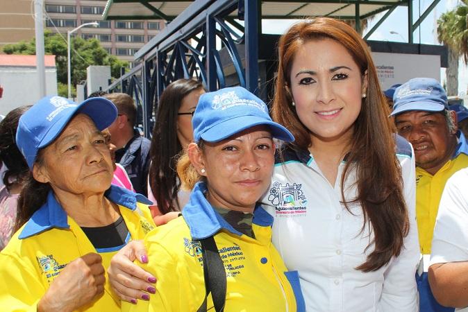 Violentadores de mujeres no tienen cabida en el ayuntamiento: Tere Jiménez
