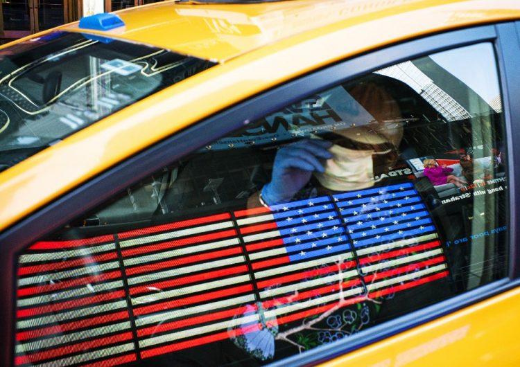Estados Unidos ya es el país con el mayor número de contagios de COVID-19