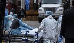 Estados Unidos supera a China en muertes por coronavirus