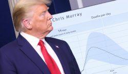 """Donald Trump advierte que se aproximan """"dos semanas muy difíciles""""…"""
