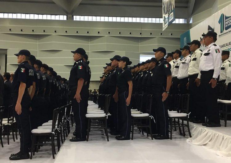Niega diputado cifras del INEGI sobre reducción de policías municipales