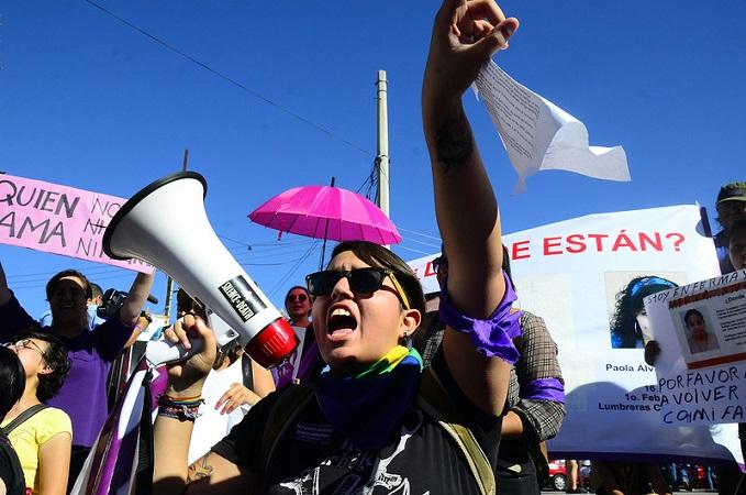 Funcionarias de gobierno estatal no se sumarán a marcha del 8 de marzo