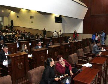 Por coronavirus, sesiones del pleno del Congreso Estatal se realizarán sin público