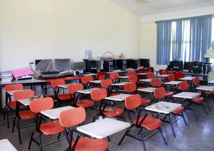 Sólo 30% de estudiantes acudieron a clases este lunes en Aguascalientes