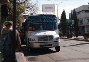 Camiones urbanos operarán con menos unidades a partir del lunes por Covid-19