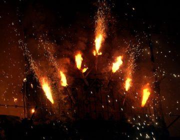 Pabellón de Arteaga, primer municipio en prohibir la quema de pirotecnia