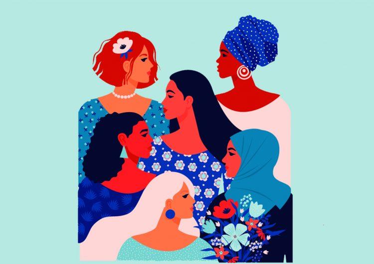 8M | Mujeres ¡hartas! de la violencia de género