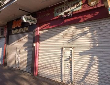 Piden empresarios estímulos fiscales para afectados por cierre de negocios
