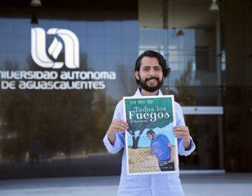 Egresado de la UAA gana concurso nacional de cortometraje universitario