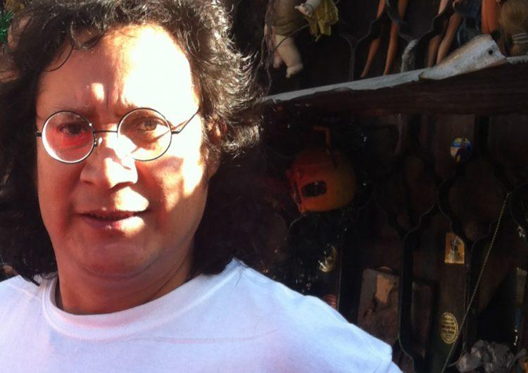 Escribo con mis obsesiones de soledad, muerte y fractura del amor: César Arístides