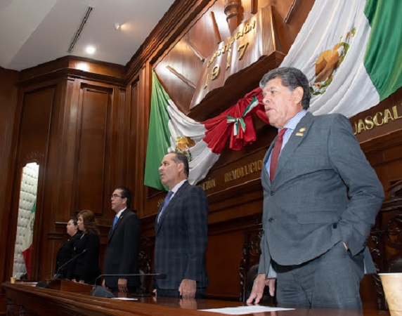 Inicia periodo ordinario de sesiones en el Congreso de Aguascalientes