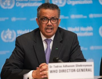 La OMS pide al G20 aumentar la producción de material sanitario para enfrentar el COVID-19