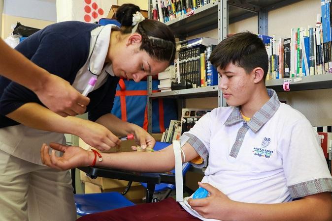 Implementan programa de detección de enfermedad renal en adolescentes de Calvillo