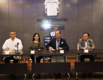 Se cancelarán eventos públicos de más de 500 personas en Aguascalientes