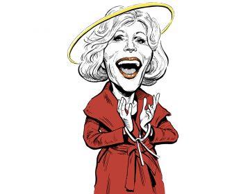 """Jane Fonda: """"Estamos enfrentando una crisis colectiva que requiere una respuesta colectiva"""""""