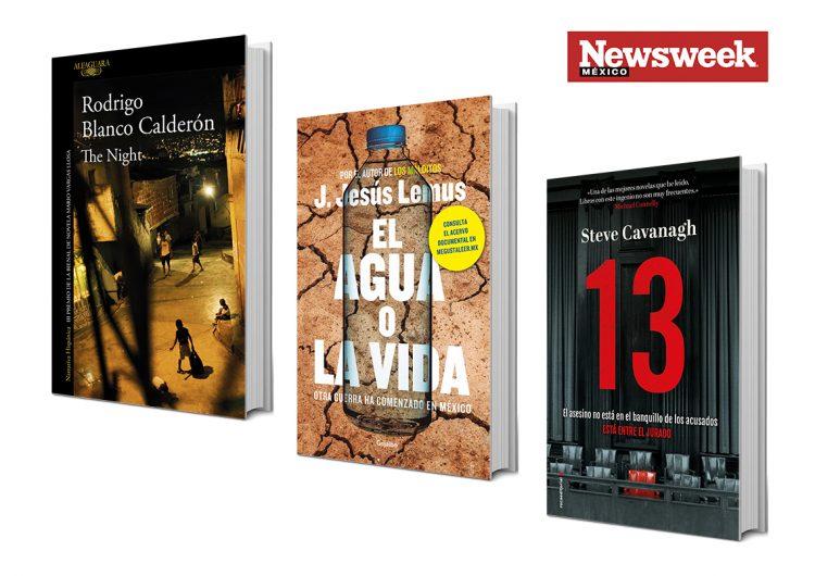 Tres recomendaciones literarias: Rodrigo Blanco, J. Jesús Lemus, Steve Cavanagh…