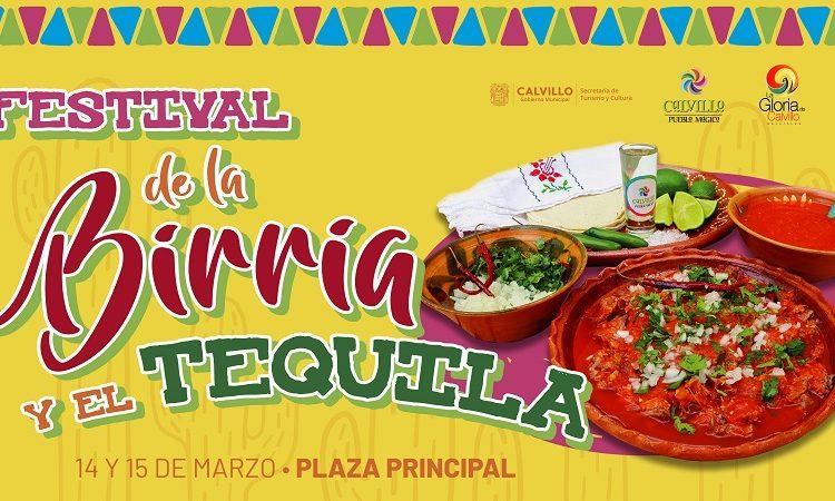 Invita Calvillo al Festival de la Birria y el Tequila