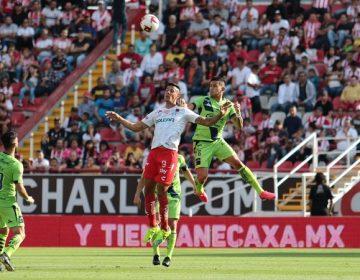Monarcas vuelve a vencer a Necaxa en el Estadio Victoria